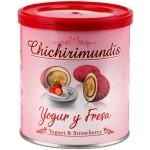 Yogurt and Strawberry Chichirimundis - El Barco Delice (150 g)
