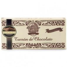 Chocolate Turron 'Crunchy Praline' - El Barco Delice (300 g)