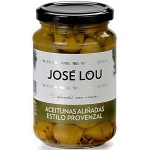Whole Green Olives 'Provenzal' - José Lou (350 g)