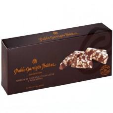 Turron 'Milk Chocolate & Almonds' - Pablo Garrigos