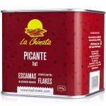 Hot Smoked Paprika Flakes - La Chinata (290 g)