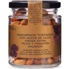 Toasted Cashew Nuts with Truffle & Smoked Paprika - La Chinata