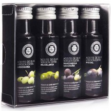 Extra Virgin Olive Oil 'Mini Tasting Box' - La Chinata