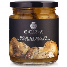 Porcini Mushrooms in Extra Virgin Olive Oil - La Chinata (230 g)