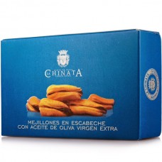 Pickled Mussels - La Chinata (120 g)