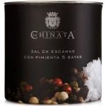 Sea Salt Crystals '5 Pepper Mix' - La Chinata (165 g)