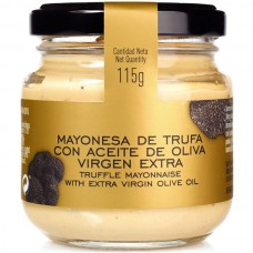 Truffle Mayonnaise with Extra Virgin Olive Oil - La Chinata