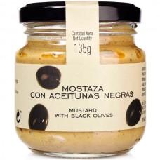 Mustard with Black Olives - La Chinata