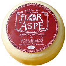 Semi-Cured Mixed Cheese - Flor del Aspe