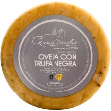 Sheep Cheese with Black Truffle - QuesOncala