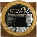 Cured Sheep Cheese - VillaCorona
